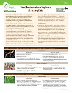 Risk Assessment Soybean Treatments_January 2015_P1